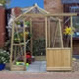 Malvern Sutton Greenhouse 4'6x6'
