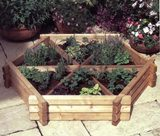 Medium Herb Wheel planter