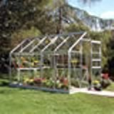Popular 106 Aluminium Greenhouse 10'4 x 6'3