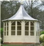 Lavenham Lead Roof Summerhouse 3m