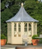Lavenham Lead Roof Summerhouse 3.8m