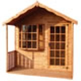 Buckingham Summerhouse 6' x 10'