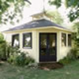 Lugarde Prima Kingham 44mm Summerhouse 420cmx420cm