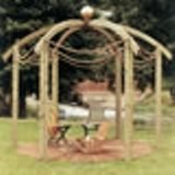 The Bramley Domed Pergola