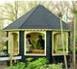 Lugarde Prima Chantal Summerhouse 3.5m Diameter