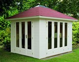 Lugarde Prima Snowshill Summerhouse 3mx2.4m