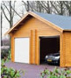 Lugarde Kent Double Garage 6.5x5m