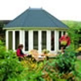 Lugarde Prima Josephine Summerhouse 4.45mx3.5m - including Floor