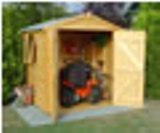 Arran Value Apex Wooden Shed 6' x 6'