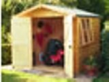 Alderney Value Apex Wooden Shed 7' x 7'