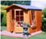 Buckingham Value Summerhouse 7' x 7'