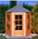 Gazebo Value Summerhouse 6' x 7'