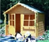 Kitty Value Playhouse 5' x 5'