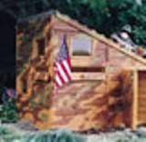 Command Post Value Playhouse 6' x 4'