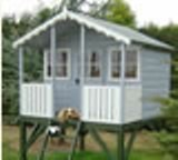 Stork Value Playhouse 6' x 6'