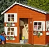 Loft Two Storey Value Playhouse 8'x6'
