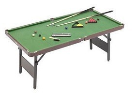Crucible 2-in-1 Snooker and Pool Table