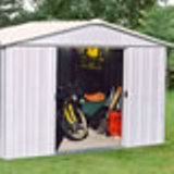 Yardmaster 68ZGEY Metal Shed