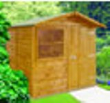 Abri Value Shed 1.98x2.05m