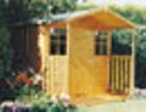 Casita Value Garden Shed 1.98x2.05m