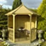 Value Garden Arbour 6'x7'