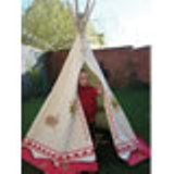 Wigwam Play Tent NEW IMPROVED