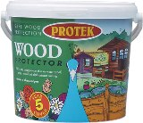 Protek Wood Protector Colours 5L