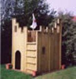 Fort Playcentre 6' square
