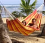 Colourful Barbados Double Hammocks