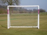 Large Home Football Goal Posts 8' x 6'