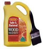 A Safe and Natural Wood Treatment 5 Litres
