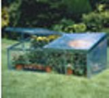 Double Heavy Duty Cold Frame