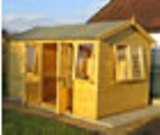 Made to Measure Combination Shed and Studio 4x2.4m