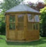 Bespoke Hexagonal Summerhouse