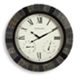 Outdoor Slate effect Clock
