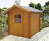 Richard Log Cabin 2.0x2.0m