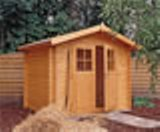 Robert Log Cabin 2.6x2.0m