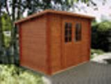 The Kris Log Cabin 2.9x2m
