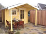 Niels Log Cabin 3x2.6m