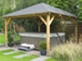 The Classico Gazebo 430x430cm