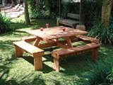Hardwood Picnic Table 210
