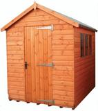 Rhino Apex or Pent Shed 8' x 6'