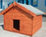 Wooden Dog Kennel 4' x 3'