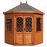 Georgian Stretched Octagonal Summerhouse 8' x 8'9