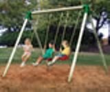 Oslo Wooden Swing Set