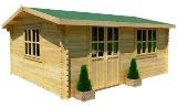 Rumus Log Cabin 5x4m Free Delivery