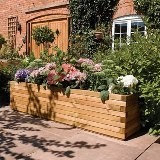 Rowlinson Patio Planter 5'11 x 1'4