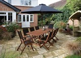 Rowlinson Bali Garden Furniture Set