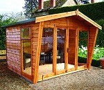 Malvern Newland Summerhouse 8'x6'
