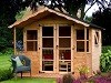 Premium Traditional Summerhouse 10x8